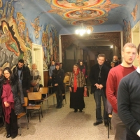 В Богословския факултет бе отслужено Всенощно бдение_20