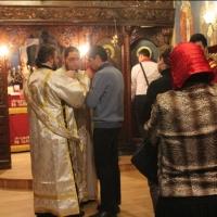 В Богословския факултет бе отслужено Всенощно бдение_22