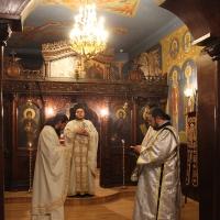 В Богословския факултет бе отслужено Всенощно бдение_23