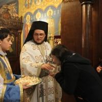 В Богословския факултет бе отслужено Всенощно бдение_26
