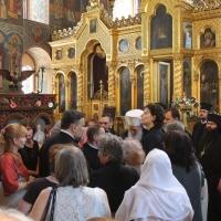Патриаршеска литургия за празника на св. Седмочисленици_2