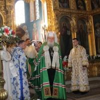 Патриаршеска литургия за празника на св. Седмочисленици_8