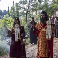 Храмов празник в Зографската света обител_2