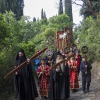 Храмов празник в Зографската света обител_3