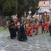 Храмов празник в Зографската света обител_6