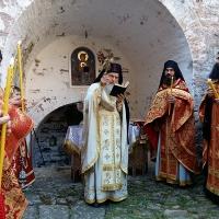 Храмов празник в Зографската света обител_7