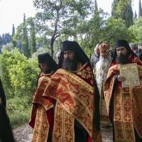 Храмов празник в Зографската света обител_9