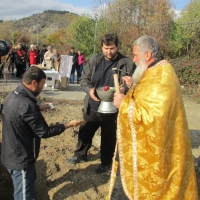 Нов параклис в Долна баня_9