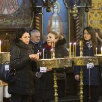 Архиерейска богослужба за Водици в храм Св. Неделя_3