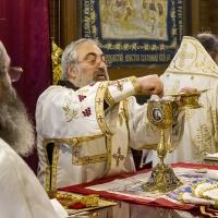 Архиерейска богослужба за Водици в храм Св. Неделя_4