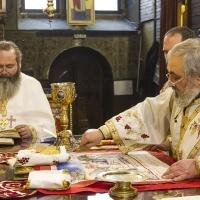 Архиерейска богослужба за Водици в храм Св. Неделя_6