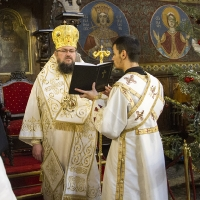 Архиерейска богослужба за Водици в храм Св. Неделя_8