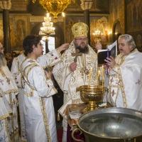 Архиерейска богослужба за Водици в храм Св. Неделя_9