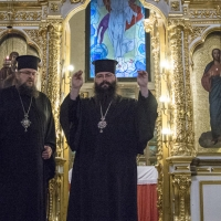Благословия от Негово Преосвещенство Мелнишки епископ Герасим