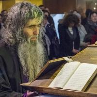 Храмовият псалт - г-н Филип Минчев