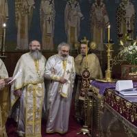 Свещеническо ръкоположение на Христо Пашов
