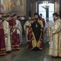 Посрещане на Браницки епископ Григорий