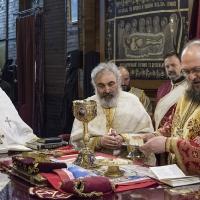 Архиерейска св. Литургия с Браницки епископ Григорий