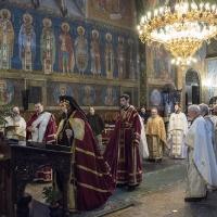 Архиерейска св. Литургия в храм Св. Неделя