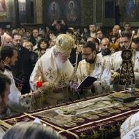 Опело Христово в катедралния храм Св. Неделя - с Негово Светейшество патриарх Неофит