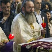 Опело Христово в катедралния храм Св. Неделя
