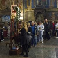 Поклонение пред честния кръст Христов