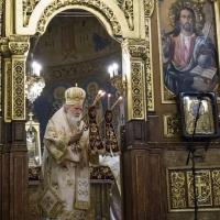Негово Светейшество Българският патриарх и Софийски митрополит Неофит