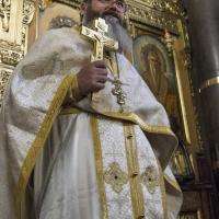 Ставрофорен иконом Ангел Ангелов - отпуст