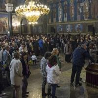 В катедралния храм Св. Неделя