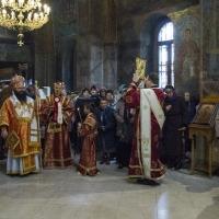 Малък вход на литургията - със светото Евангелие