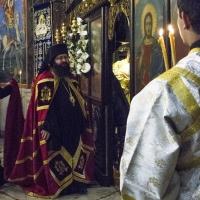 Празник в храм Пресвета Богородица - Живоприемни източник в кв. Подуене