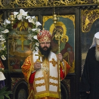 Мелнишкият епископ Герасим и Българският патриарх Неофит