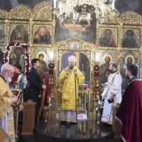 Архиерейска св. Литургия за празника на св. Кирил и Методий с епископ Константин