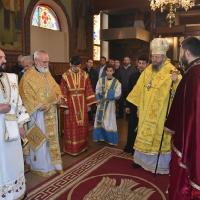 Архиерейска св. Литургия с епископ Константин