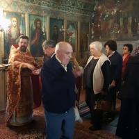 Св. Литургия в Трън