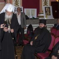 Слово на патриарх Неофит на международната конференция за ролята на БПЦ за спасяването на евреите ни