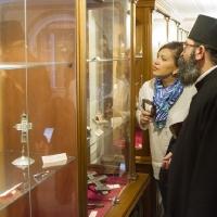 В музея на Бачковския манастир