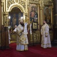 Патриаршеска св. Литургия в софийския катедрален храм Св. Неделя