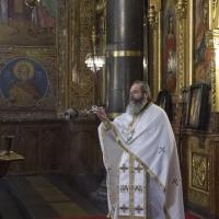 Ставрофорен иконом Ангел Ангелов - софийският протосингел