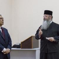 Лекция втора - проф. Иван Желев и архим. проф. Григорий Папатомас