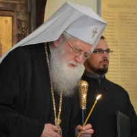 Българският патриарх Неофит взе участие във Възпоменанието за полковник Борис Дрангов