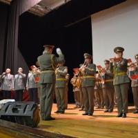 Във Военната академия Г. С. Раковски