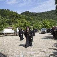 Посрещане на митрополит Николай
