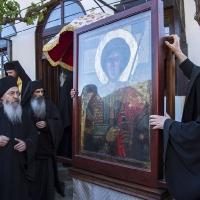 Аравийската чудотворна икона на св. Георги