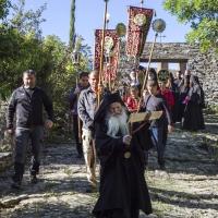 Празничното литийно шествие