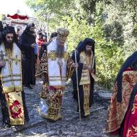 Празничното литийно шествие - с митрополит Николай