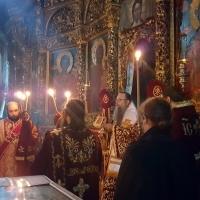 Велик вход на литургията