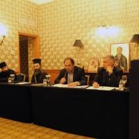 Заседанията в хотел Балкан - доклад на доц. Павел Павлов