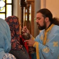 Чудотворната икона на Пресвета Богородица Достойно ест_1