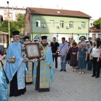 Чудотворната икона на Пресвета Богородица Достойно ест_2